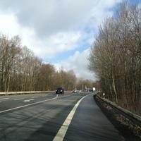 Richtung Nachrodt-Wiblingwerde (70 km/h)