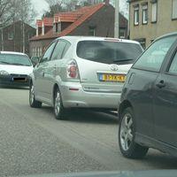 Weil heute die Polizei auf der N271 zum zweiten mal auf 2 Km zwei Meßstellen hat,ist das Nummerschild nicht unkenntlich gemacht .http://www.flitsservice.nl/cm_php/kenteken/kenteken_view.php?id=605