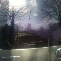 Hier mal ein paar Ansichten auf dem Parkplatz des Strelarparks, sie hatte gerade Mittag gemacht und ich nen paar Fotos erhascht.