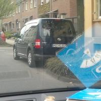Der Meßwagen der Stadt Mönchengladbach