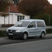 Blitz-Caddy des Kreises Unna mit Dortmunder Kennzeichen. Das Fahrzeug steht oft scharf unbemannt irgendwo an einer Straßenseite. Immer dort, wo man es nicht vermutet. ACHTUNG! Es blitzt beide Richtungen. Diesmal steht es nahe der JET-Tankstelle an der Lünener Straße in Kamen.