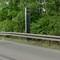 ein Traffi Tower in Rtg. Peine fahrend auf der B494, seit dem 08.05.12 scharf gestellt. Schwierig zu sehen, blitzt beide Fahrstreifen!
