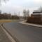 Fahrtrichtung stadteinwärts.
