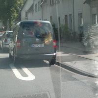 Ein neuer Meßwagen treibt in Duisburg sein Unwesen.