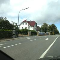 Ortseingang Kaichen aus Richtung Ilbenstadt kommend in beide Fahrtrichtungen