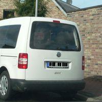 NEUER MEßWAGEN(VW Caddy) des Kreis Viersen und gekauft im Volkswagen Zentrum Mönchengladbach
