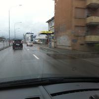 Zufahrtsstrasse Autobahn Zürich-Bern-Basel