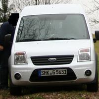 Neues Messfahrzeug der Polizei Thüringen. Das Fahrzeug ist im Gebiet Jena, Apolda, Eisenberg im Einsatz.