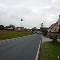 Beidseitige Geschwindigkeitsmessung am Montag, 12.11.12. Zahlreiche weitere Fotos aus dem Landkreis Bamberg und von der B 22 auf meiner neuen Homepage www.messstellen.info !
