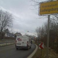 """Dieser """"Blitzer"""" steht in Ludwigsburg - Landkreis Ludwigsburg hinter einer Ampel in der Stuttgarter Straße (1)"""