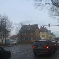 """Dieser """"Blitzer"""" steht in Ludwigsburg - Landkreis Ludwigsburg hinter einer Ampel in der Friedrich Straße (1)"""