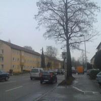 """Dieser """"Blitzer"""" steht in Ludwigsburg - Landkreis Ludwigsburg - in der Friedrich Straße (2)"""