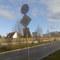 """Dieser """"Blitzer"""" steht in Eglosheim - Landkreis Ludwigsburg hinter einer Ampel von Rtg. Autobahn / Freiberg am Neckar in Richtung Eglosheim und Ludwigsburg (2)"""