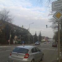 """Dieser """"Blitzer"""" steht in der Marbacher Straße in Ludwigsburg zwischen Hoheneck und Neckarweihingen - Landkreis Ludwigsburg... 50 km/h sind hier erlaubt !"""