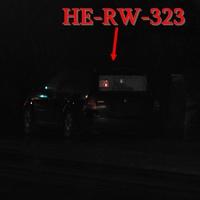 Der waldgrüne Golf 4 Variant (HE-RW-323) in höhe des Autohauses aus wolfburg kommend blitzt er die in Richtung Braunschweig fahrenden Fahrzeuge. Vor der Fußgängerampel auf dem Gehweg. 50 Kmh.