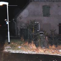 Ortsmitte, Richtung Hagenow