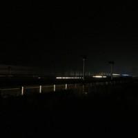 ein paar Nachtaufnahmen der Abzockstelle!