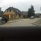 Messfahrzeug in der Seitenstraße