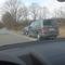 Messfahrzeuge von der Autobahnaus nicht zu sehen.