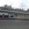 Messgeräte auf der Brücke, geblitzt wird in beiden Richtungen