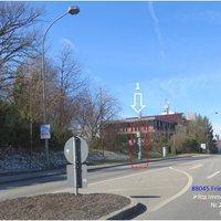 B31  Friedrichshafen Albrechtstr. ~73  => beide Rtg. Hagnau  + Lindau