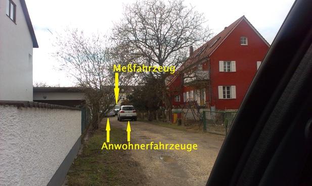 Blitzer Regensburg