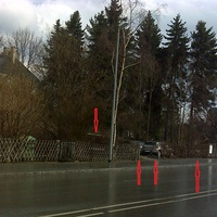 ?Tempokontrolle 50 km/h ,am? 16. ?April ?2013  Mit ES 3.0 & FE3.0 digital mit Blitzlicht