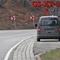 Der graue VW Caddy Maxi (GS-XT-318) in höhe Taternbruch Richtung Torfhaus.