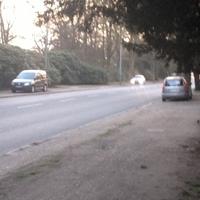 Richtung Altona, als auch Richtung Nienstedten! Erlaubt sind 50Km/h....