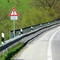 """Das """"Blitzgeschirr"""" in Fahrtrichtung Mölln am Ende der Kanalbrücke. Der Ford Messbus RZ MZ 456 steht im Schatten unter der Brücke. Den ganzen Sonntag bereits!!!"""