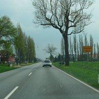 Ortseinfahrt Sievershagen