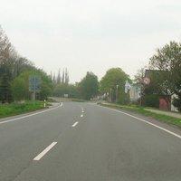 Fahrtrichtung Stralsund