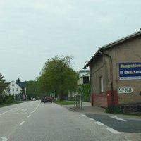 Anfahrt in Richtung Sassnitz