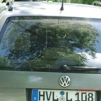 Der graue VW Variant befindet sich in 16548 Glienicke /Nordbahn Schönfließer Str. 64 Fahrtrichtung Berlin - blitzt in beide Fahrtrichtungen - hat 2 Geräte an Bord