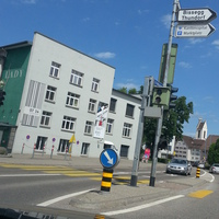 Rotlicht- und Tempoblitzer, Frauenfeld, St. Gallerstrasse