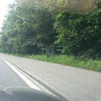 Blitzer. Richtung: Frauenfeld nach Matzingen. Ca. 700m vor Ortseinfahrt Matzingen.