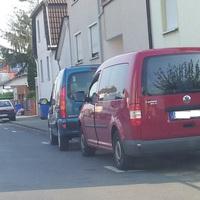 roter Caddy, Frankfurter Strasse 61, 64331 Weiterstadt, ortsauswärts
