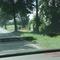 dunkelblauer VW Caddy BBL 4-3391 mit abgesetztem Gerät, Fahrzeug ist nicht zu sehen steht auf dem Feldweg geblitzt wird in Fahrtrichtung Berlin Aus der Perspektive nichts zu sehen . . .