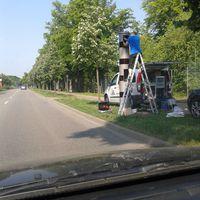 Blitzer Stationär in Staßfurt Hecklinger Str.25 Vermutlich in beiden Richtungen. Dieses Foto wurde nicht von mir Erstellt, sondern von einem anderen Kollegen.