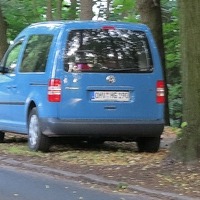 """Das Blitzerduo schlägt wieder zu -heute wieder sehr """"unauffällig"""" . . . Standort - Bahnhofstr. Schildow zwischen Behrenstr. und Rehwinkel"""