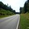 Anfahrt Richtung Kemnath/Weiden. Während meiner Anwesenheit stelle man einen LKW-Fahrer mit 85 statt der für ihn erlaubten 60 km/h fest.