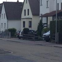 Sorry aber die Anfahrt habe ich nicht fotografiert. Die Kamera war relativ gut zu erkennen. Geblitzt wurde nur in FR Kurmainzer Straße