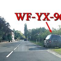 Blitzer von Fümmelse in Richtung Wolfenbüttel Stadt. Grauer VW Caddy MAxi (WF-YX-963), rechte Seite kurz vor der Kreuzung. 50 kmh.
