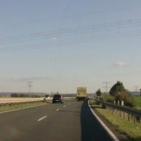 Stand heute in der gegenrichtung, in Richtung B7/ Linderbach.