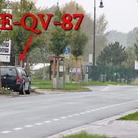 dunkelblauer VW Golf 4 Variant (PE-QV-87) gegenseitig an der Tankstelle geparkt, blitzt auf der B65 in Richtung Peine bei 50 Kmh vorm OA Dungelbeck.