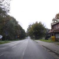 Auch der Landkreis Heidekreis beteiligte sich am Bundesweiten Blitzermarathon wie hier in Huckenrieth - Fahrtrichtung Soltau. Hier zu sehen der Ortsausgang Heber Richtung Soltau ca 3,5km vor der Messstelle.