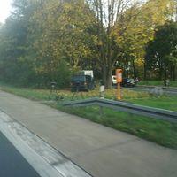 Messfahrzeug mit HRO - Kennzeichen