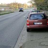 bekannter Opel auf der B494 in Stedum Rtg. Peine fahrend, angeblich zuvor in der Gegenrichtung aktiv