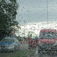Verkehrskontrolle am 23.06.2013  17:55h bei Regen
