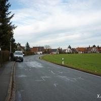 Ortsdurchfahrt Lauf an der Pegnitz, Stadtteil Kuhnhof, in Richtung Norden.